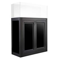 Innovative Marine APS Cabinet Stand with Matte Black Finish for Nuvo 30L Aquarium (Stand Only)