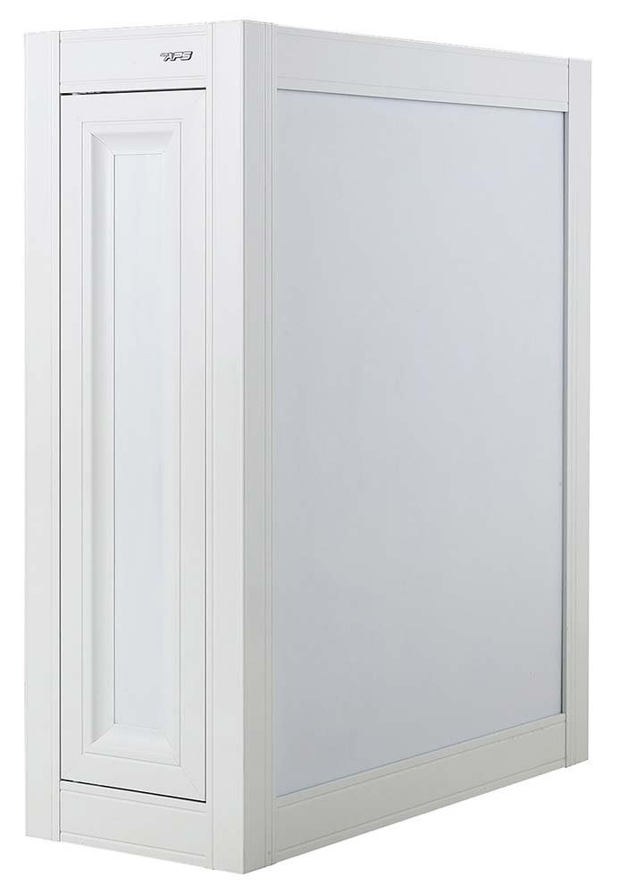 Nuvo Fusion 20 Peninsula APS Cabinet Stand (White) - Innovative Marine