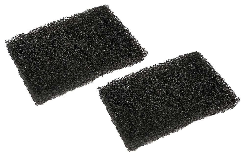 AUQA Shield Midsize Replacement Sponges - Innovative Marine AUQA Gadget - 2 Pack