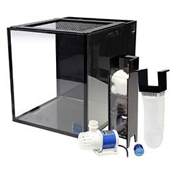 NUVO Fusion 10 Pro - AIO 10 Gallon Aquarium Bundle - Innovative Marine