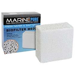 MarinePure High Performance Biofilter Media Block