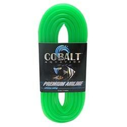 Premium Silicone Airline Tubing 13 ft (Green) - Cobalt Aquatics