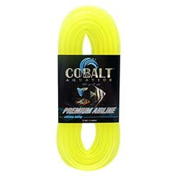 Premium Silicone Airline Tubing 13 ft (Yellow) - Cobalt Aquatics