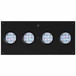 AI Hydra 64 HD LED Light - Aqua Illumination (Black)