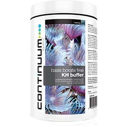 Continuum Aquatics Basis Borate Free Reef Building Buffer - 1 kg.