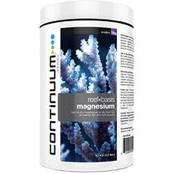 Continuum Aquatics Reef-Basis Magnesium Dry Form - 600 grams