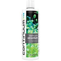 Continuum Aquatics Reef-Basis Strontium Concentrated Liquid Supplement - 500 ml