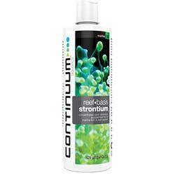Continuum Aquatics Reef-Basis Strontium Concentrated Liquid Supplement - 500 ml