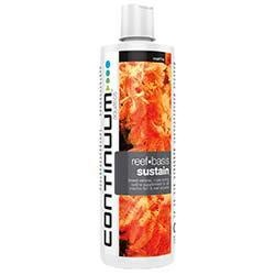Continuum Aquatics Reef-Basis Sustain Triple Timed Release Iodine Liquid Supplement - 500 ml