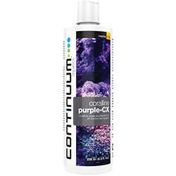 Continuum Aquatics Coralline Purple-CX Coralline Algae Growth Accelerator - 500 ml