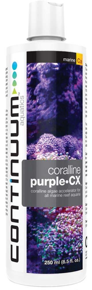 Continuum Aquatics Coralline Purple-CX Coralline Algae Growth Accelerator - 2 Liters