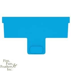 Continuum AquaBlade-P Acrylic Safe Algae Scraper Replacement Blades - 3 Pack