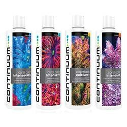 Coral Color Intense Complete System (Vitamins, Halogens, Minerals, and Calcium) 500ml - Continuum Aquatics