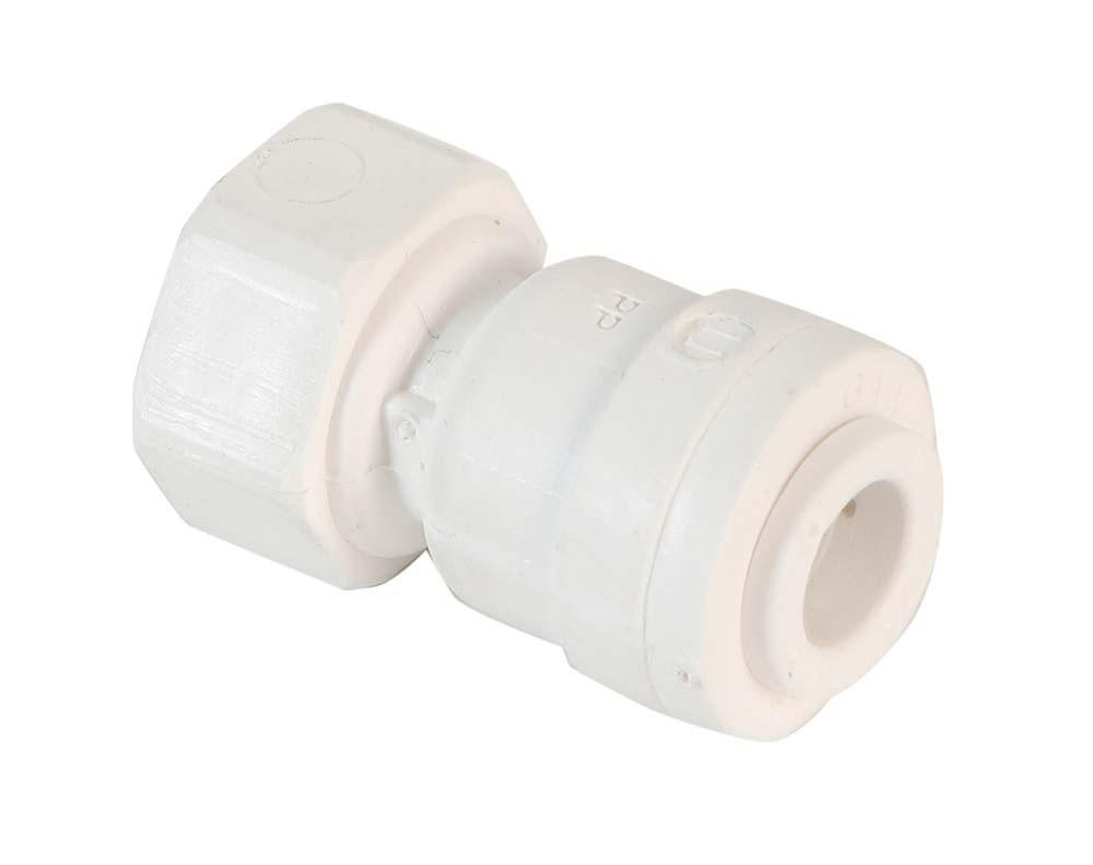 Mur-Lok® 1/4 Inch X 7/16 Inch Female Thread Faucet Adapter
