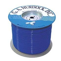 Mur-Lok 1/2 Inch LLPE Blue Polyethylene Tubing - 25 ft