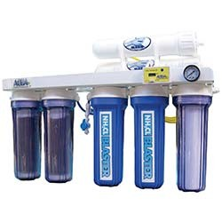 AquaFX Mako RO/DI System with Chloramine Blaster Upgrade - 200 GPD