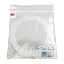 Filter Media Cup Adapter Only - 4 Inch