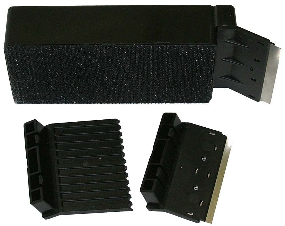 Algae Free Scraper Upgrade Kit for all Piranha, Hammerhead and Tiger Shark Algae Magnets