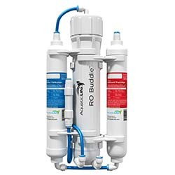 AquaticLife RO Buddie 3-Stage Reverse Osmosis System - 50 GPD