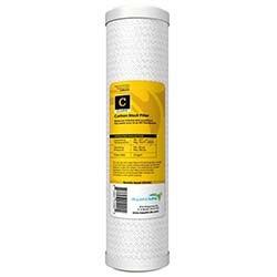 AquaticLife Solid Carbon Block Pre-filter Reverse Osmosis Cartridge
