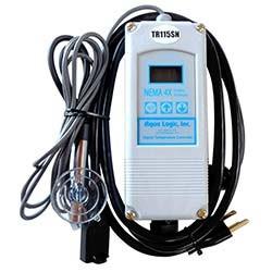 Digital Temperature Controller (Single Stage) - Aqua Logic