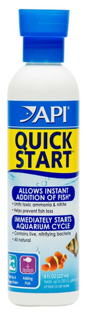 API Quick Start - 8 oz