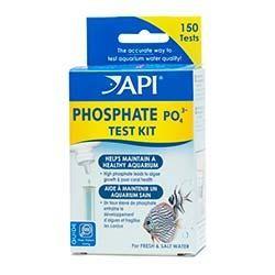 API Freshwater/Saltwater Phosphate Test Kit (150 Tests)