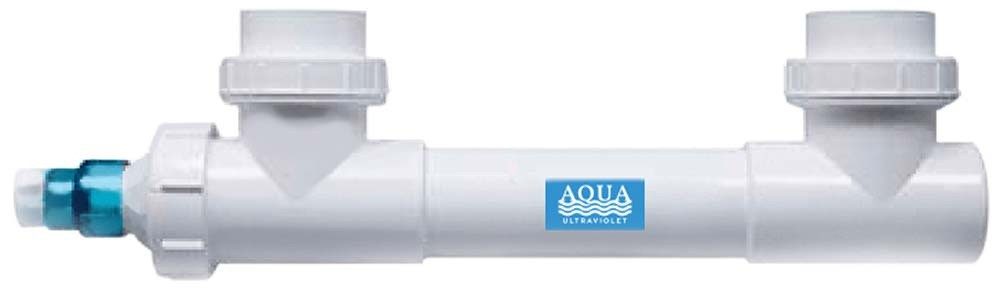 Aqua Ultraviolet UV Sterilizer with Wiper (57 Watt, 3/4 Inch)