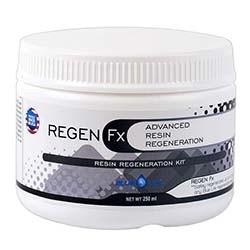Regen Fx Media - Advanced Resin Regeneration Kit - Blue Life USA - 250 mL