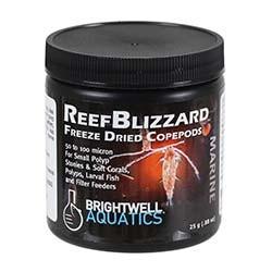 Brightwell Aquatics ReefBlizzard ZC Freeze Dried Copepods (25g Jar)