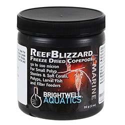 Brightwell Aquatics ReefBlizzard ZC Freeze Dried Copepods (55g Jar)