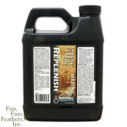 Brightwell Aquatics Replenish - Liquid Trace & Minor Minerals for all Marine Aquaria 2L / 67.6oz