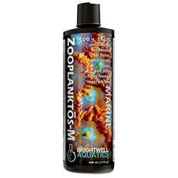 Brightwell Aquatics Zooplanktos-M Zooplankton (Medium) 500-1000 micron 500ml / 17oz