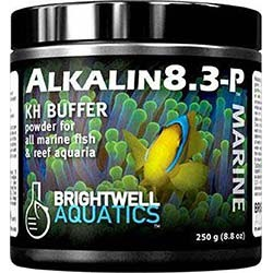 Brightwell Aquatics Alkalin8.3-P Dry pH Buffer & Alkalinity(KH)-Builder 250g / 8.5oz