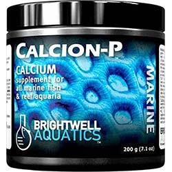 Brightwell Aquatics Calcion-P Dry Calcium Supplement for Reef Aquaria 800g / 1.7lbs