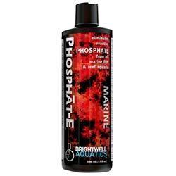 Brightwell Aquatics Phosphat-E Liquid Phosphate Remover for all Marine Aquaria 500ml / 17oz