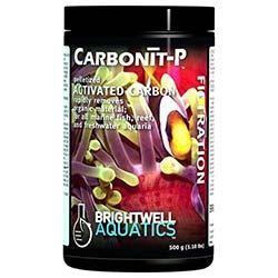 Brightwell Aquatics Carbonit-P Premium Pelletized Aquarium Carbon 500g / 1.1 lbs