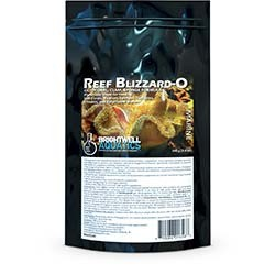 50g ReefBlizzard-O Powdered Planktonic Food Blend - Brightwell Aquatics