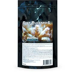 50g ReefBlizzard-S Powdered Planktonic Food Blend - Brightwell Aquatics