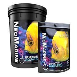 Brightwell Aquatics NeoMarine 150 Gallon Salt Mix (Box)
