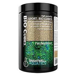 Xport BIO Cubes - Biological Filtration Media - Brightwell Aquatics - 500 ml