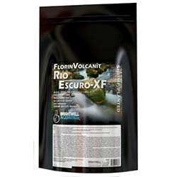 FlorinVolcanit Rio Escuro-XF Planted Tank Extra-Fine Substrate (Black) - 5 lbs - Brightwell Aquatics