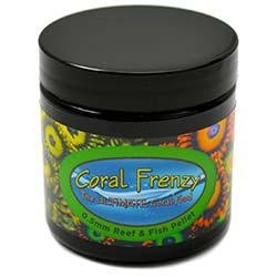 Coral Frenzy 0.5mm Reef & Fish Pellet Food - 65 Gram