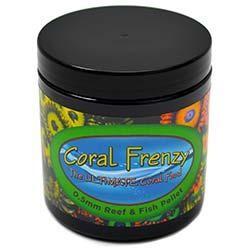 Coral Frenzy 0.5mm Reef & Fish Pellet Food - 130 Gram