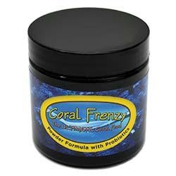 Coral Frenzy The Ultimate Coral Food Powder Formula with Probiotics - 45 Gram