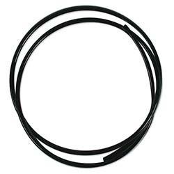 CO2-Proof Tubing - Black 10 Feet Roll