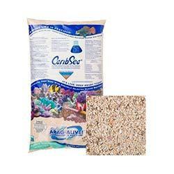 CaribSea Arag Alive Fiji Pink Sand 20 lbs