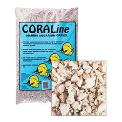 CaribSea Florida Crushed Coral, Geo-Marine Formula Sand 40 lb