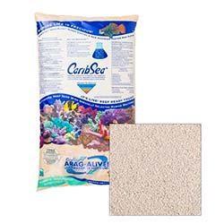 CaribSea Arag-Alive Bahama Oolite Sand 20 Lb