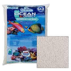 CaribSea Ocean Direct Live Sand Oolite 40 lb